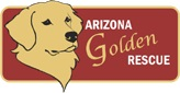 Arizona Golden Rescue logo